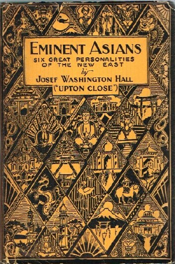 Image for Eminent Asians: Six Great Personalities of the New East