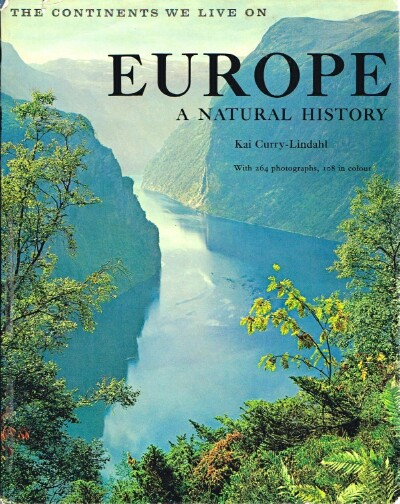 Image for Europe  A Natural History