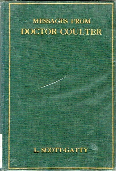 Image for Messages From Doctor Coulter