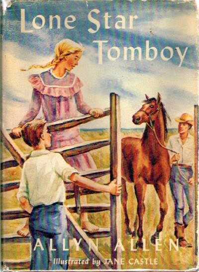 Image for Lone Star Tomboy