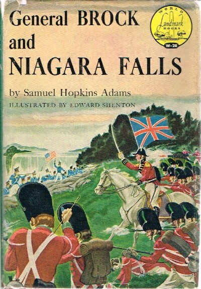 Image for General Brock and Niagara Falls