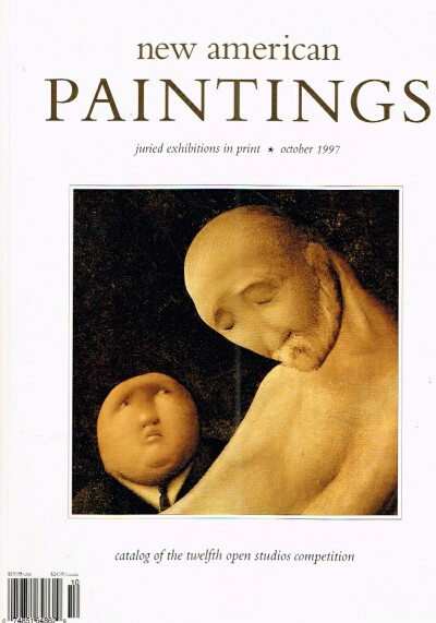 Image for New American Paintings Number 12, Vol. 2, Issue 6, 1997