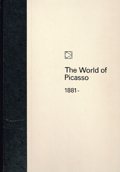 Image for The World of Picasso 1881-