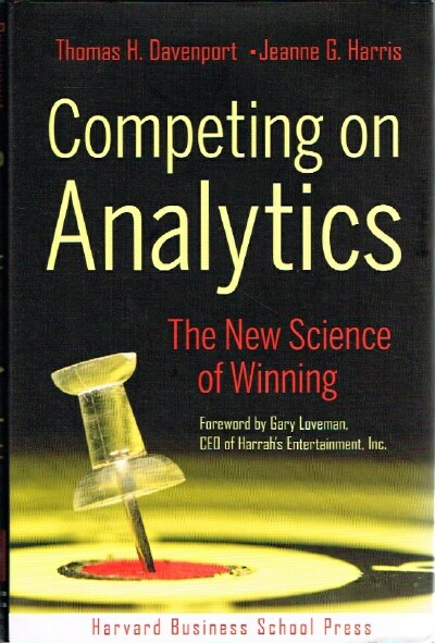 Image for Competing on Analytics: The New Science on Winning