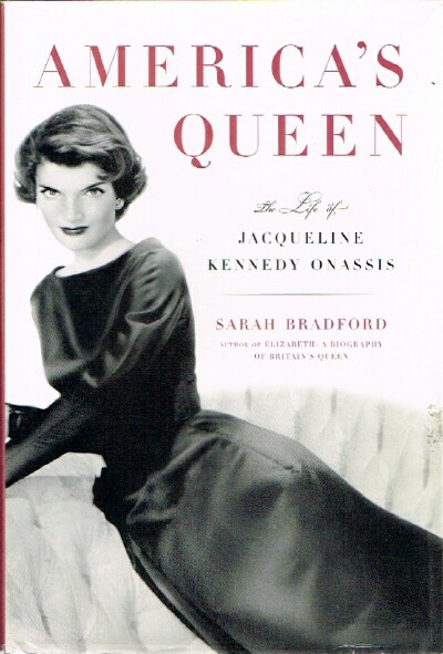 Image for America's Queen  The Life of Jacqueline Kennedy Onassis