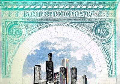 Image for Chicago 150 Years of Architecture 1833-1983/ Chicago 150 Ans D'Architecture 1833-1983