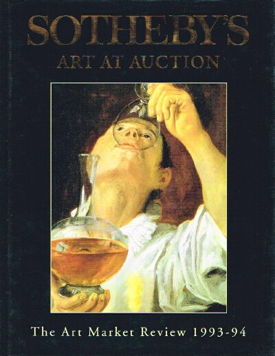 Image for Art at Auction 1993 - 1994 The Art Market Review