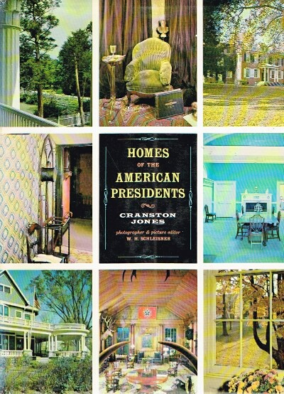 Image for Homes of the American Presidents