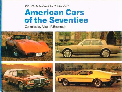 Image for American Cars of the Seventies