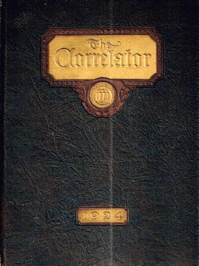 Image for The Correlator 1924 Year Book of The University High School