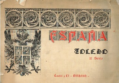 Image for Espana  Toledo