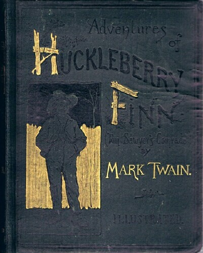 Image for Adventures of Huckleberry Finn (Tom Sawyer's Comrade)