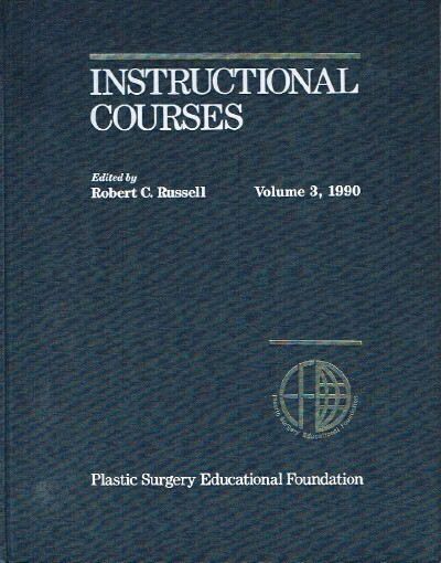 Image for Instructional Courses Volume 3, 1990
