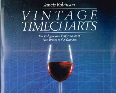 Image for Vintage Timecharts The Pedigree and Performance of Fine Wines to the Year 2000