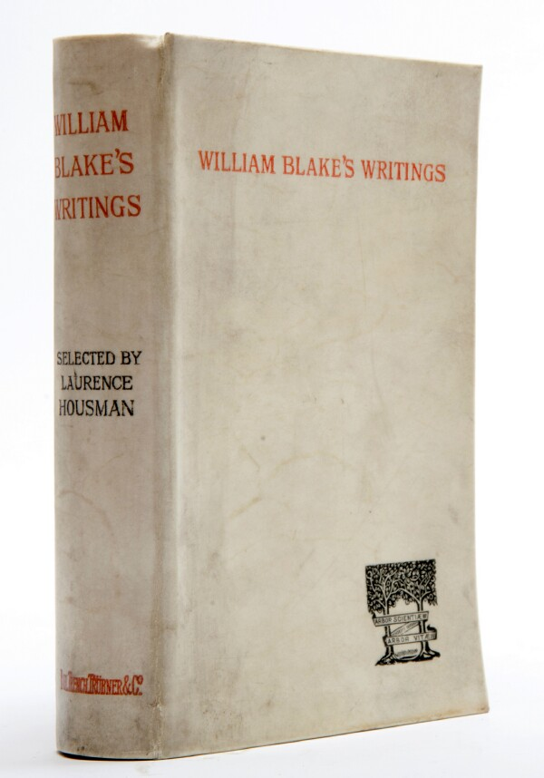 Image for Selections from the Writings of William Blake