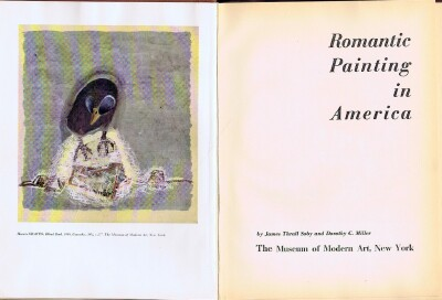 Image for Romantic Painting in America