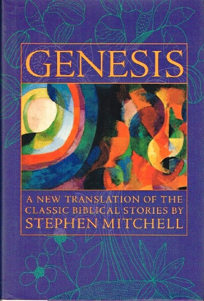 Image for Genesis A New Translation of the Classical Biblical Stories
