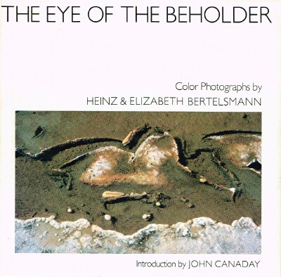 Image for The Eye of the Beholder Introduction by John Canaday