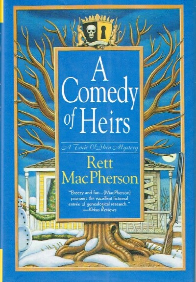 Image for A Comedy of Heirs A Torie O'Shea Mystery
