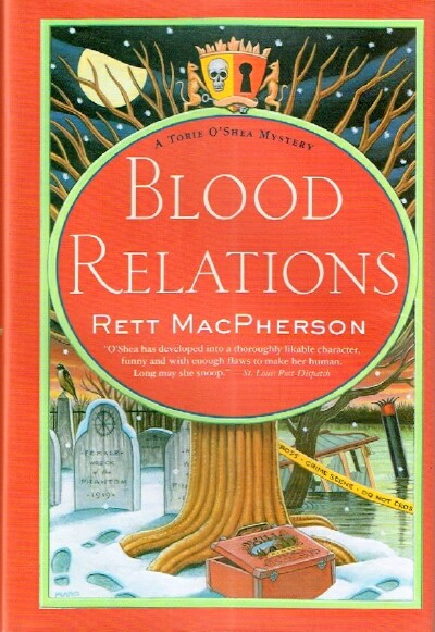 Image for Blood Relations A Torie O'Shea Mystery