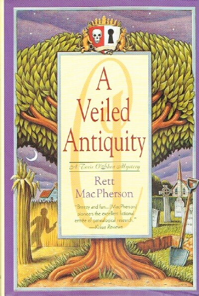 Image for A Veiled Antiquity A Torie O'Shea Mystery