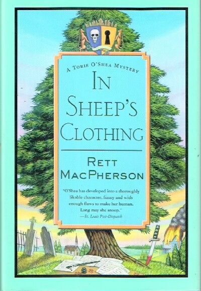 Image for In Sheep's Clothing A Torie O'Shea Mystery