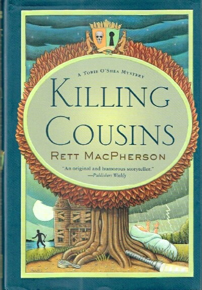 Image for Killing Cousins A Torie O'Shea Mystery