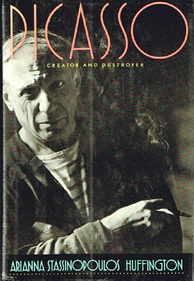 Image for Picasso Creator and Destroyer
