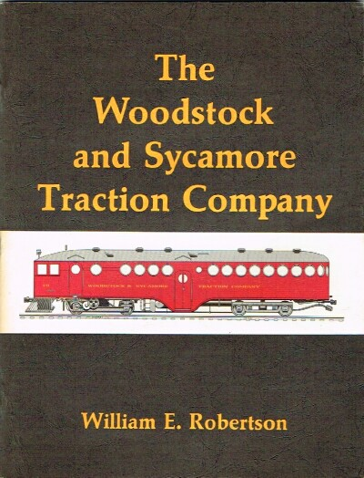 Image for The Woodstock and Sycamore Traction Company