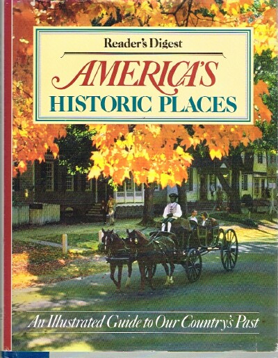 Image for America's Historic Places: An Illustrated Guide to Our Country's Past