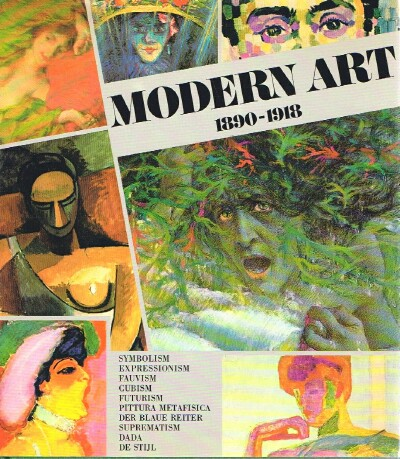 Image for Modern Art 1890-1918