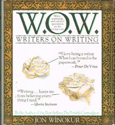 Image for Writers on Writing