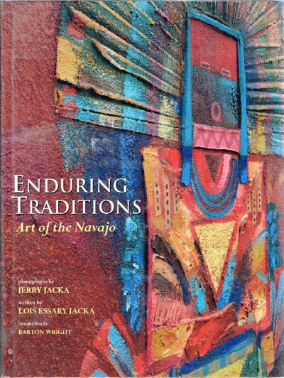 Image for Enduring Traditions Art of the Navajo