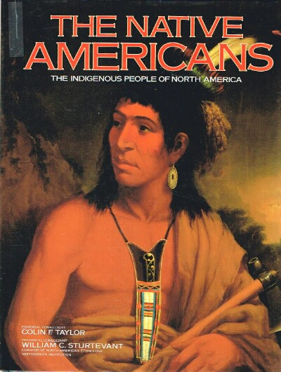 Image for The Native Americans The Indigenous People of North America