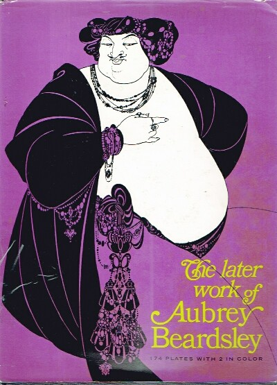 Image for The Later Work of Aubrey Beardsley