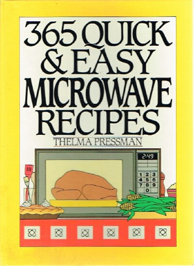 Image for 365 Quick & Easy Microwave Recipes