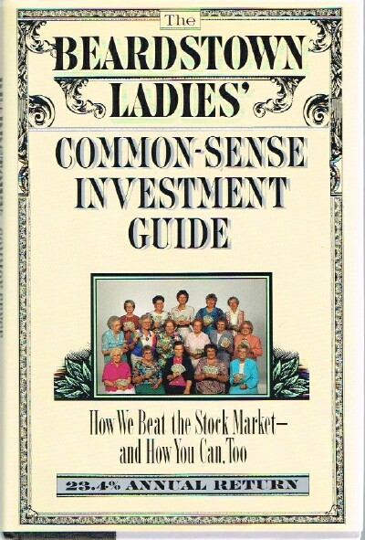 Image for Beardstown Ladies' Common-Sense Investment Guide
