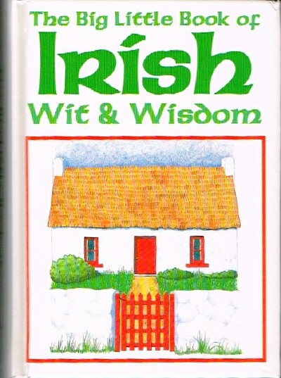 Image for The Big Little Book of Irish Wit & Wisdom