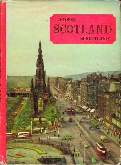 Image for Scotland L'Ecosse: Schottland A Book of Photographs