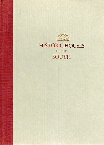 Image for Historic Houses of the South