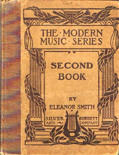 Image for A Second Book in Vocal Music Wherein the Study of Music Structure is Pursued Through the Consideration of Complete Melodic Forms and Practice Based on Exercises Related to Them