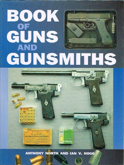 Image for Book of Guns and Gunsmiths