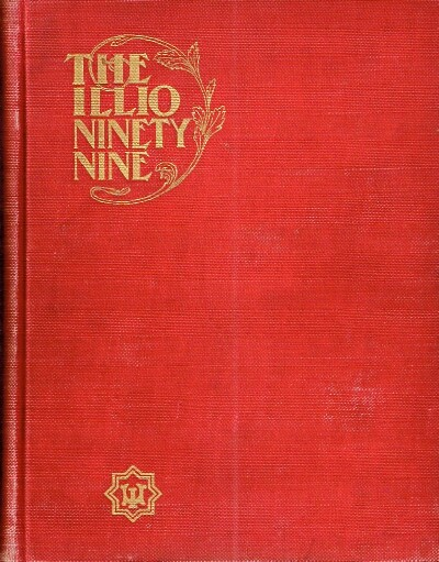 Image for The Illio Ninety Nine 1898 Vol. 5