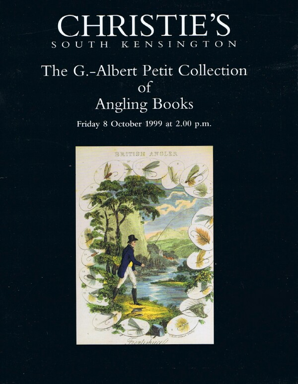 Image for The G.-Albert Petit Collection of Angling Books (South Kensington, 8 October 1999)