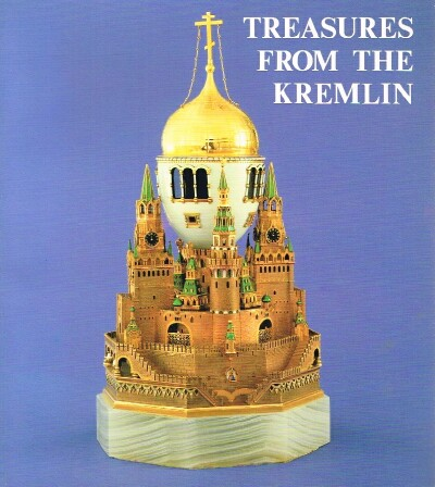 Image for Treasures From The Kremlin