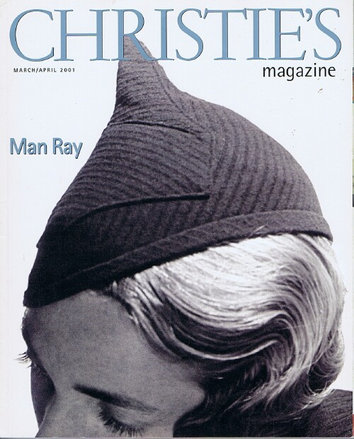 Image for Christie's Magazine (March/April 2001)