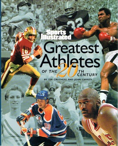 Image for Sports Illustrated Greatest Athletes of the 20th Century
