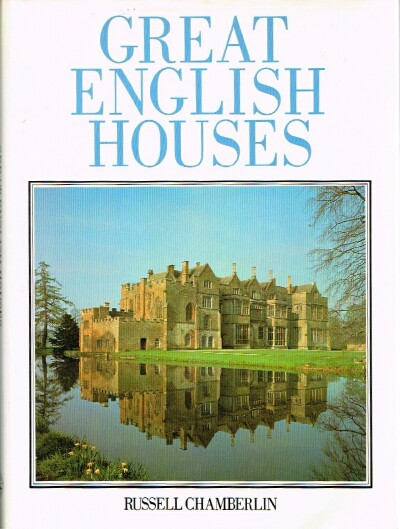 Image for Great English Houses