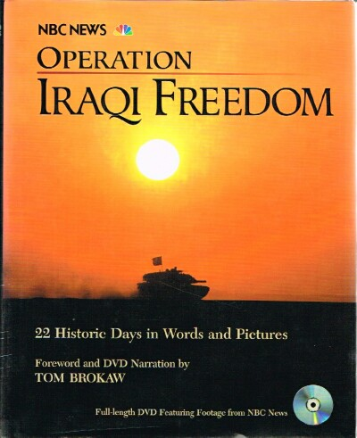 Image for Operation Iraqi Freedom 22 Historic Days in Words and Pictures