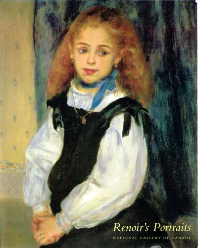 Image for Renoir's Portraits: Impressions of an Age